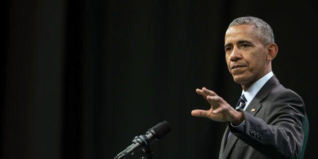 Barack Obama se dit «écoeuré» par les révélations sur Harvey