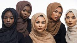 Un hijab pour chaque teint de