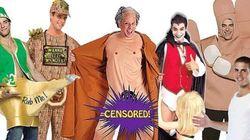 20 costumes d'Halloween qui donne envie de bannir les hommes durant cette
