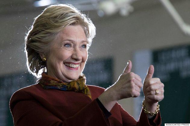 Hillary Clinton augmente son avance sur