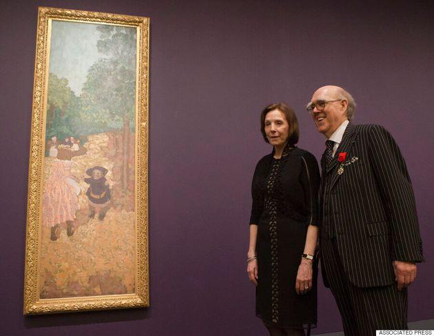 Un couple d'Américains fait un don exceptionnel de 600 oeuvres au Musée