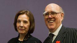 Un couple d'Américains fait un don exceptionnel de 600 oeuvres à un