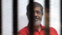 Morsi devra purger ses 20 ans de