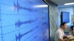 Violent séisme au