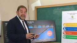 Coalition Montréal promet de réduire les taxes de