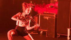 Découvrez les photos de Lindsey Stirling au Théâtre