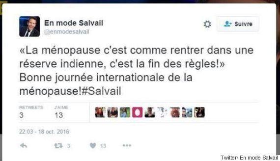 Éric Salvail fait une blague de trop