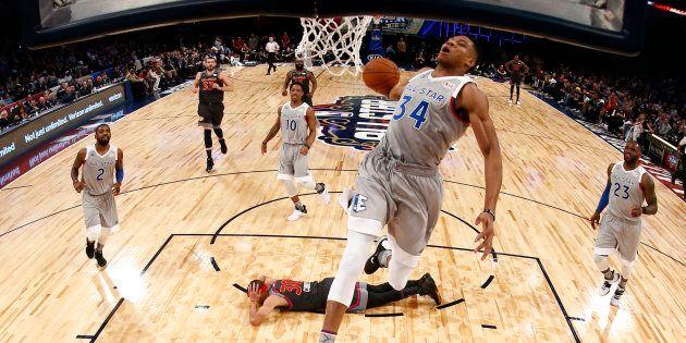 NBA: une nouvelle formule pour relancer l'intérêt du All-Star