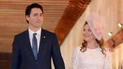 Justin Trudeau et Sophie Grégoire : 1 an de