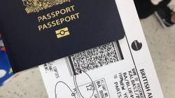 Voici les quatre lettres que vous ne voulez PAS voir sur votre carte d'embarquement à