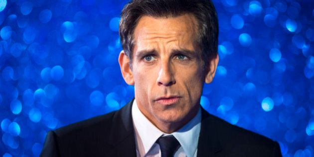 Ben Stiller attending the Zoolander 2 UK premiere, held at the Empire, Leicester Square, London.