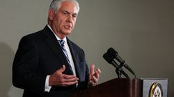 Le secrétaire d'État Tillerson affirme qu'il n'a «jamais envisagé de