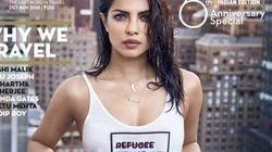 Priyanka Chopra s'excuse pour la une du « Conde Nast Traveller » jugée