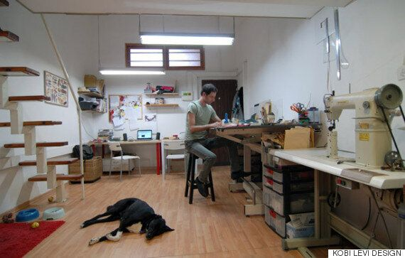 Les escarpins «perchés» de ce designer israélien séduisent les