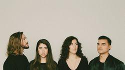 Un nouveau disque pour la formation électro pop montréalaise