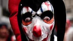 Deux adolescents déguisés en clowns avertis par la police à