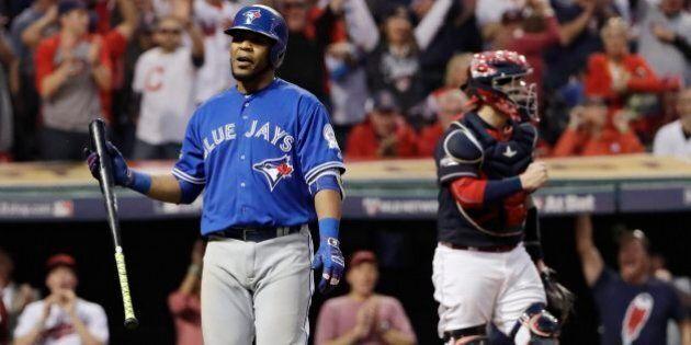 Les Blue Jays perdent une deuxième partie consécutive contre les Indians de
