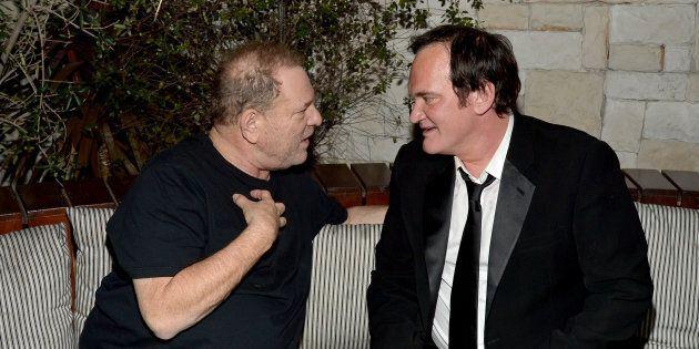 «Abasourdi» par l'affaire Weinstein, Quentin Tarantino préfère prendre du recul (pour