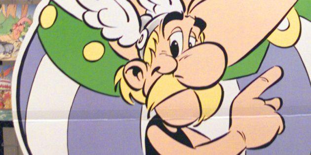 Une couverture d'un album d'Astérix vendue au prix record de 2 million de