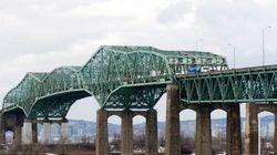 Pont Champlain: bientôt la fin des