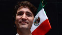 Trudeau au Sénat mexicain: redoublez d'efforts en matière d'égalité
