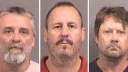 Trois hommes planifiaient de tuer 200