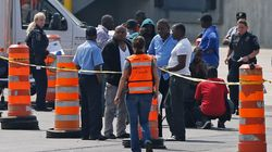 Migrants à Lacolle: il n'y a jamais eu de crise, selon le ministre fédéral de