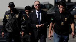 Le patron des Jeux olympiques de Rio arrêté pour