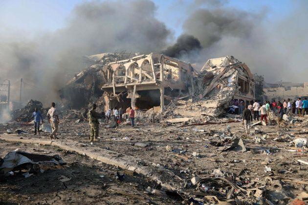 Somalie: plus de 20 morts dans un attentat à la bombe à