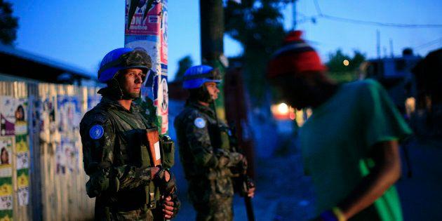 L'ONU met un terme à sa mission de maintien de la paix en Haïti après 13