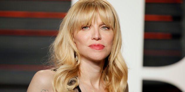 En 2005, Courtney Love mettait déjà en garde les jeunes actrices contre Harvey