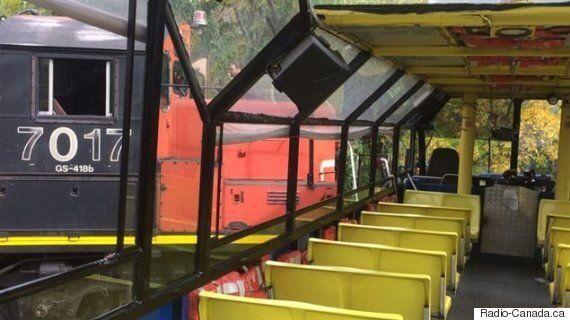 Autobus happé par un train au Vieux-Port : des images à donner froid dans le dos