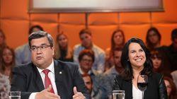 Denis Coderre et Valérie Plante croisent le fer à «Tout le monde en