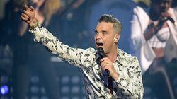 Le chanteur Robbie Williams révèle un gros problème de