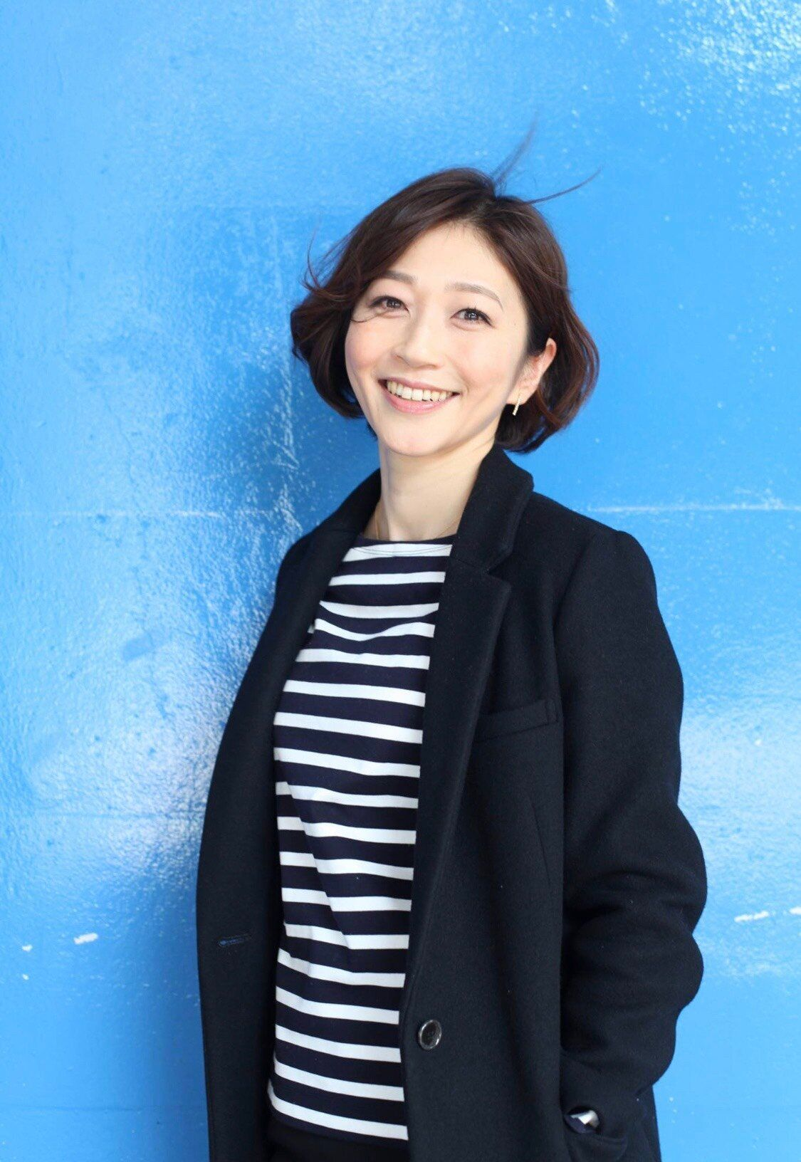 元TBSアナウンサーの久保田智子さん