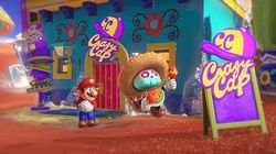 Nintendo offre un nouvel aperçu de «Super Mario