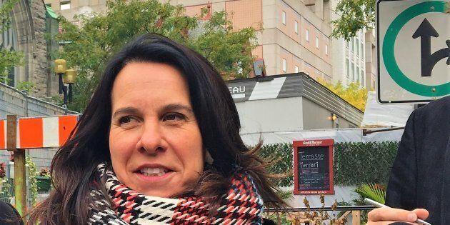 Travaux: après Coderre, Valérie Plante s'engage à compenser les