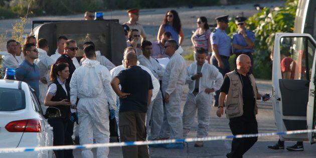 Assassinat d'une blogueuse qui avait accusé le gouvernement de Malte de