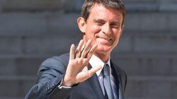 Le premier ministre français au Canada cette