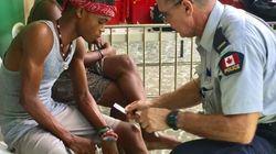 Haïti: des policiers québécois au service des