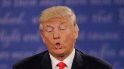 Hillary Clinton confiante, Donald Trump lâché par une partie des