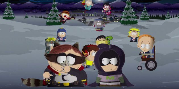 Notre critique du jeu «South Park: The Fractured but