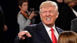 Trump attaque Clinton tous azimuts pour tenter de sauver sa