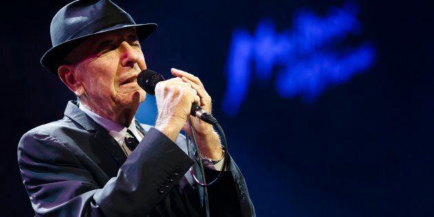 Un recueil de poèmes inédits de Leonard Cohen publié en