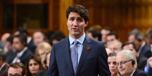 Énergie Est: Trudeau accuse ses adversaires d'alimenter les tensions