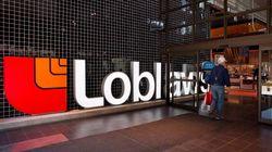 Les Compagnies Loblaw annoncent 500 mises à pied pour réduire leurs