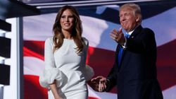 Melania Trump demande qu'on excuse son