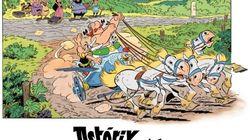 Astérix et la Transitalique: un nouvel album sur les chapeaux de