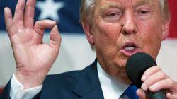 Trump dans l'eau chaude pour des comportements proches du harcèlement
