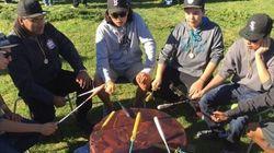 Des rituels ancestraux pour garder les jeunes Autochtones à